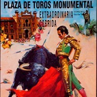 Customizable bullfighting and flamenco spanish posters buy online