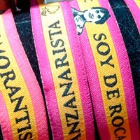 Comprar pulseras taurinas de capote y muleta. Tienda taurina y España