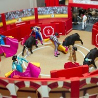 Bullfighting toys for children