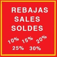Offres spéciales et ventes d'articles de tauromachie et de souvenirs Espagne