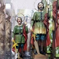 Figuras religiosas, replicas de Vírgenes y Santos para decoración